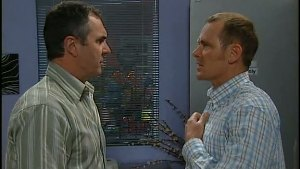 Karl Kennedy, Max Hoyland in Neighbours Episode 4898