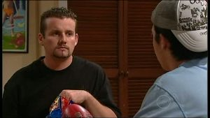 Toadie Rebecchi, Stingray Timmins in Neighbours Episode 4934