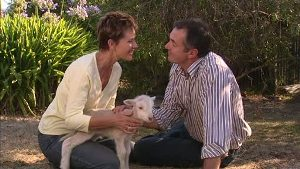 Susan Kennedy, Karl Kennedy, Chop in Neighbours Episode 4995