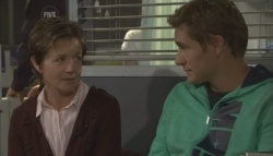 Susan Kennedy, Dan Fitzgerald in Neighbours Episode 5606