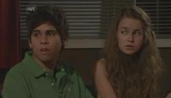 Simon Freedman, Tegan Freedman in Neighbours Episode 5607