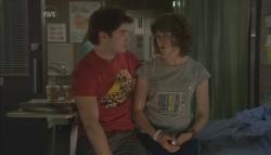Declan Napier, Bridget Parker in Neighbours Episode 5607