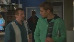 Toadie Rebecchi, Dan Fitzgerald in Neighbours Episode 5607