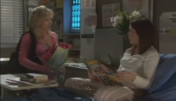 Samantha Fitzgerald, Libby Kennedy in Neighbours Episode 5608
