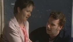 Susan Kennedy, Lucas Fitzgerald in Neighbours Episode 5609