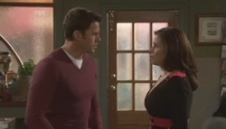 Andrew Simpson, Rebecca Napier in Neighbours Episode 5609