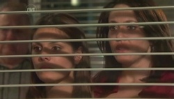Harold Bishop, Rachel Kinski, Libby Kennedy in Neighbours Episode 5610