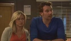 Samantha Fitzgerald, Lucas Fitzgerald in Neighbours Episode 5610