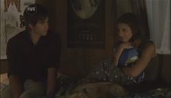Ty Harper, Rachel Kinski in Neighbours Episode 5612