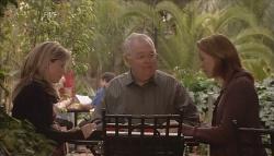 Samantha Fitzgerald, Harold Bishop, Miranda Parker in Neighbours Episode 5614