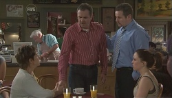 Susan Kennedy, Karl Kennedy, Toadie Rebecchi, Libby Kennedy in Neighbours Episode 5615