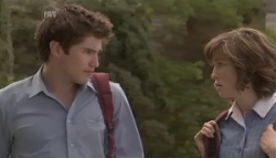 Declan Napier, Bridget Parker in Neighbours Episode 5620