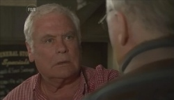 Lou Carpenter, Harold Bishop in Neighbours Episode 5620