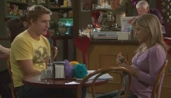Dan Fitzgerald, Samantha Fitzgerald in Neighbours Episode 5624