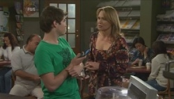Declan Napier, Miranda Parker in Neighbours Episode 5626