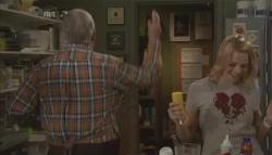 Harold Bishop, Donna Freedman in Neighbours Episode 5627