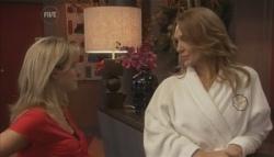 Samantha Fitzgerald, Cassandra Freedman in Neighbours Episode 5628
