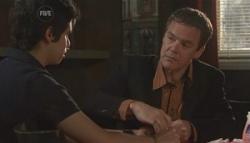 Simon Freedman, Paul Robinson in Neighbours Episode 5628