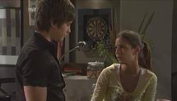 Ty Harper, Rachel Kinski in Neighbours Episode 5629