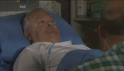 Harold Bishop, Steve Parker in Neighbours Episode 5629