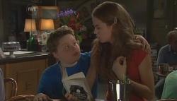 Callum Jones, Tegan Freedman in Neighbours Episode 5630