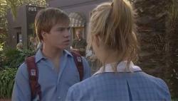 Declan Napier, Donna Freedman in Neighbours Episode 5631