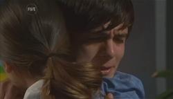 Zeke Kinski, Rachel Kinski in Neighbours Episode 5632
