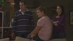 Karl Kennedy, Dan Fitzgerald, Libby Kennedy in Neighbours Episode 5633