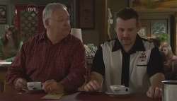 Harold Bishop, Toadie Rebecchi in Neighbours Episode 5635