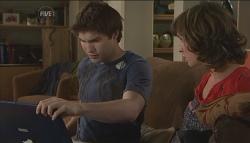 Declan Napier, Bridget Parker in Neighbours Episode 5635