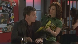 Paul Robinson, Rebecca Napier in Neighbours Episode 5635