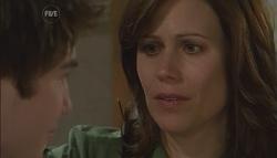 Declan Napier, Rebecca Napier in Neighbours Episode 5635