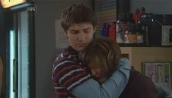 Declan Napier, Bridget Parker in Neighbours Episode 5636