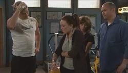 Dan Fitzgerald, Libby Kennedy, Bridget Parker, Steve Parker in Neighbours Episode 5636