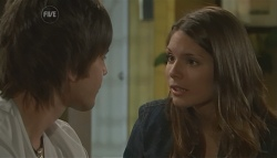 Ty Harper, Rachel Kinski in Neighbours Episode 5636
