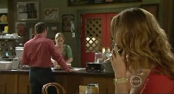 Paul Robinson, Cassandra Freedman in Neighbours Episode 5637