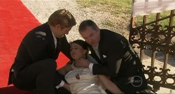 Dan Fitzgerald, Libby Kennedy, Karl Kennedy in Neighbours Episode 5637