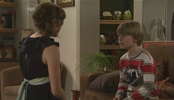 Bridget Parker, Mickey Gannon in Neighbours Episode 5639