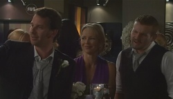 Lucas Fitzgerald, Steph Scully, Toadie Rebecchi in Neighbours Episode 5639