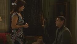 Rebecca Napier, Andrew Simpson in Neighbours Episode 5642