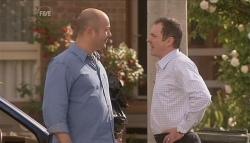 Steve Parker, Karl Kennedy in Neighbours Episode 5642