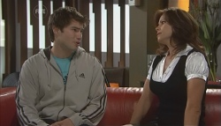 Declan Napier, Rebecca Napier in Neighbours Episode 5643