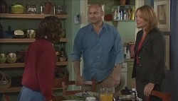 Bridget Parker, Steve Parker, Miranda Parker in Neighbours Episode 5643