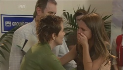 Susan Kennedy, Karl Kennedy, Rachel Kinski in Neighbours Episode 5643