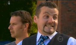 Lucas Fitzgerald, Toadie Rebecchi in Neighbours Episode 5670