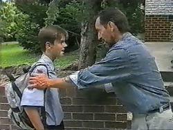 Todd Landers, Bob Landers in Neighbours Episode 0961