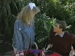 Sharon Davies, Nick Page in Neighbours Episode 0961