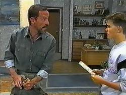 Bob Landers, Todd Landers in Neighbours Episode 0961