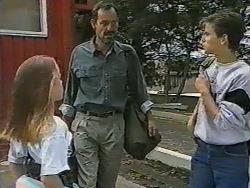 Katie Landers, Bob Landers, Todd Landers in Neighbours Episode 0961