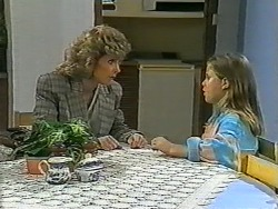 Beverly Marshall, Katie Landers in Neighbours Episode 0961